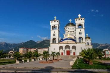 Православный собор Св. Йована Владимира