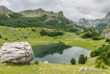 Горло Соколово и Букумирско озеро