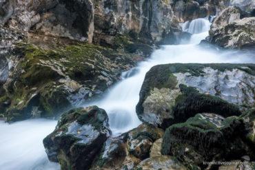 Каньоны и Букумирско озеро
