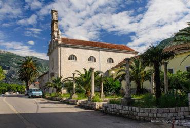 Францисканский монастырь Св. Николы