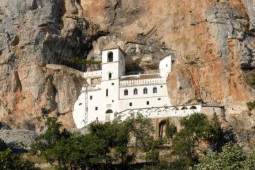Монастырь Острог и столица Цетине
