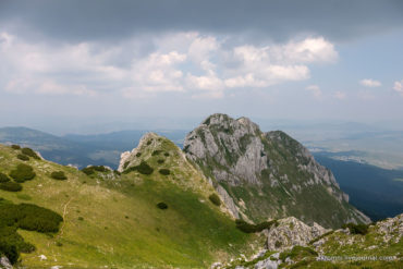 Гора Меджед