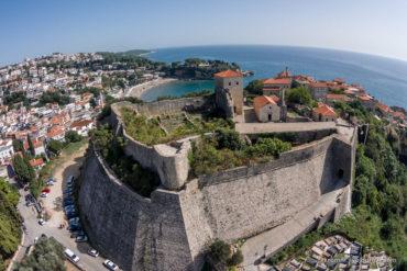 Цитадель и крепостные стены