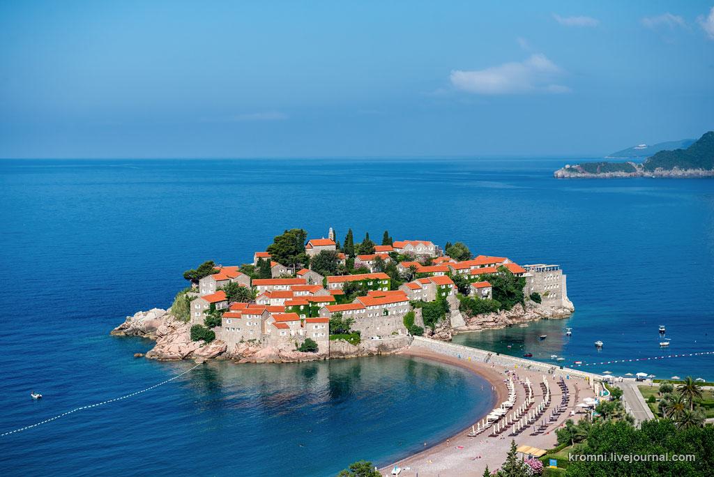 Черногория - о стране