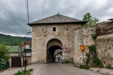 Старые укрепления Сараево