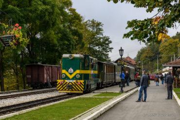 Шагранска осмица – железнодорожный аттракцион