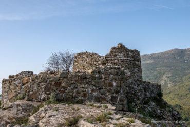 Перевал Суторман. Крепости и прочие руины