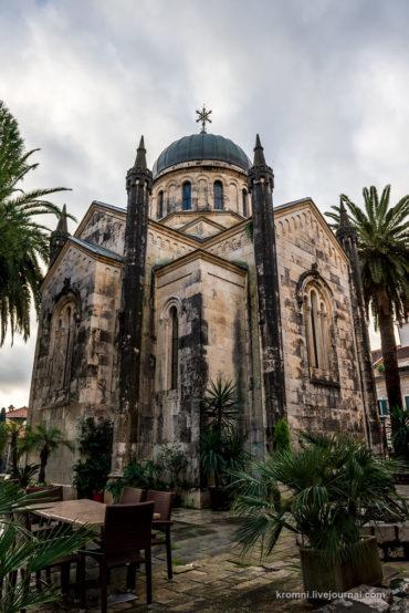 Церковь Св. Архангела Михаила