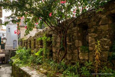 Крепостные стены Герцег Нови