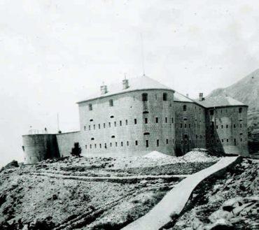 Австрийские фортификации в Черногории. Оборонительная линия Будва – Сутоморе
