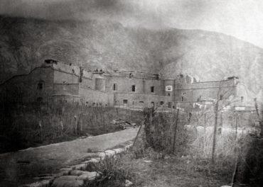 Австрийские фортификации в Черногории. Ловченская линия обороны Боки