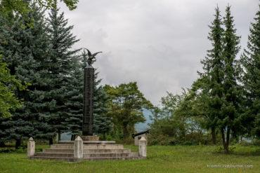 Памятник воинам Горновасоевичской бригады