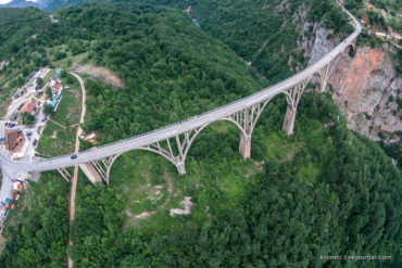 Каньон Тары и мост Джурджевича