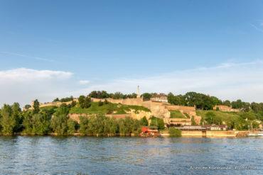 Белград с реки