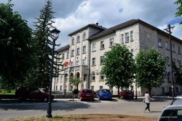 Здание муниципалитета Цетине