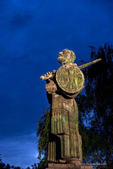 Памятник Ивану Црноевичу