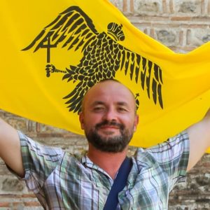 Алексей Коимшиди - гид в Черногории и соседних странах