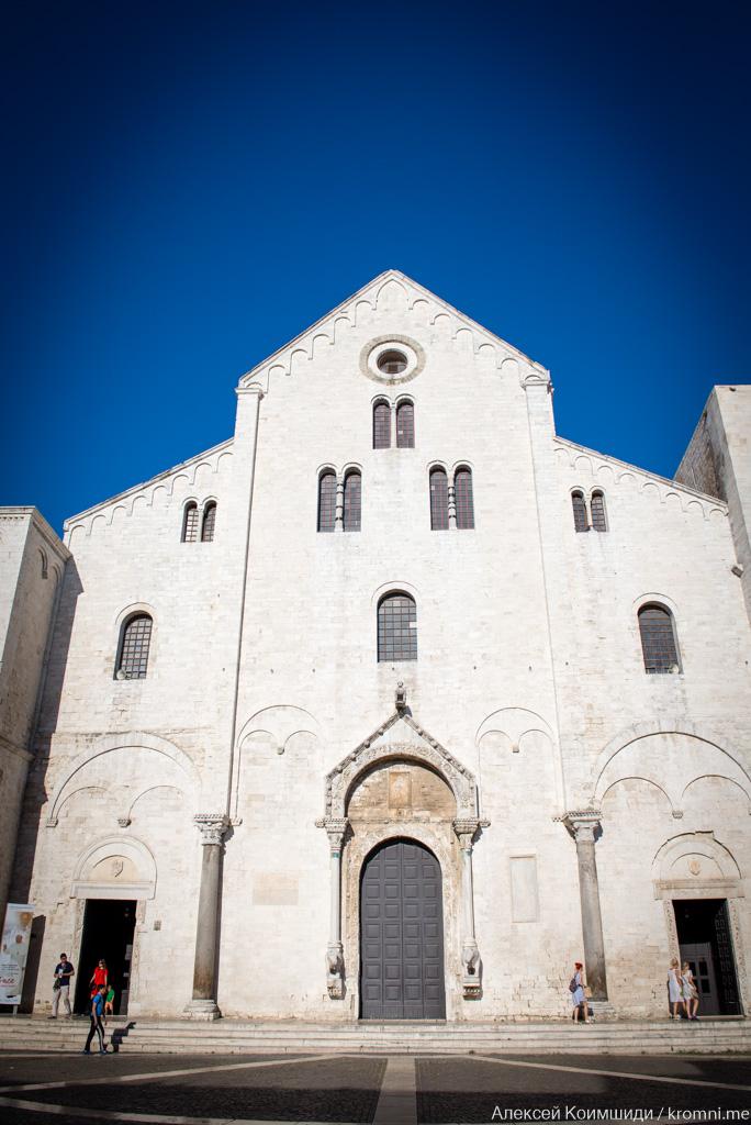 Базилика Св. Николы в Бари