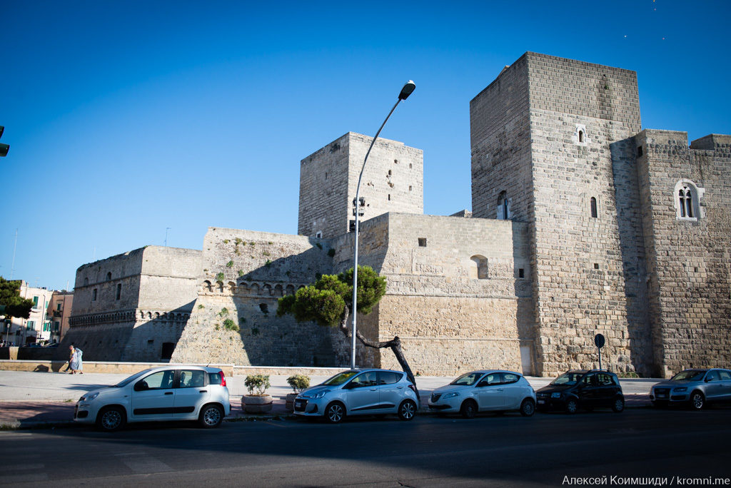 Крепость Бари
