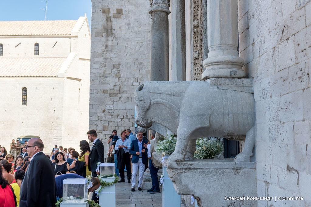 Свадьба в базилике Св. Николы