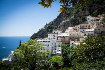 Индивидуальная экскурсия из Черногории в Италию. Амальфитанское побережье