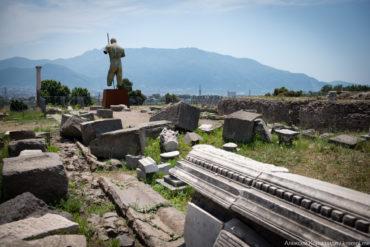 Индивидуальная экскурсия из Черногории в Италию. Помпеи