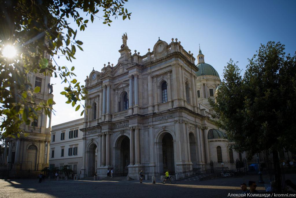 Новые Помпеи. Церковь Девы Марии Розария