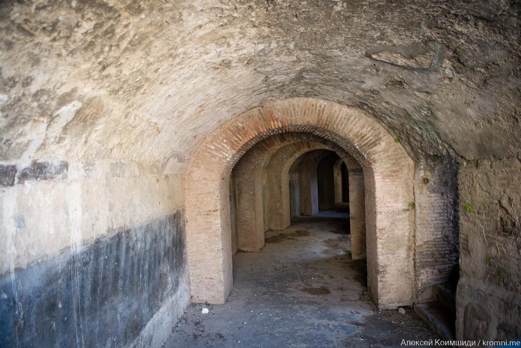 Индивидуальная экскурсия по Древним Помпеям. Амфитетатр