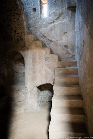 Индивидуальная экскурсия по Древним Помпеям. Частная вилла, лестница
