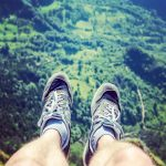 1000 метров пустоты под ногами