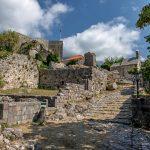 Руины монастыря Св. Николы