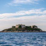 Остров Ластавица. Форт Мамула