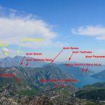 Австрийские форты в Черногории