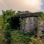 Монастырь Ратац. Итальянский бункер