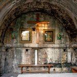 Монастырь Ратац. Алтарная часть