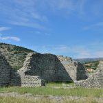 Доклеа. Руины раннехристианской базилики