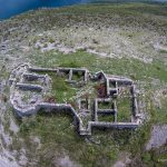 Крепость Враново брдо. Вид сверху