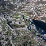 Крепость Хай-Нехай. Вид сверху
