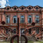 Цетине. Посольство Российской империи