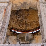 Форт Кабала. Панцирный купол изнутри