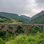 Мост Джурджевича через каньон Тары