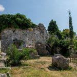 Старый Бар. Руины Карантина