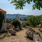 Часовня Св. Марка и руины монастыря
