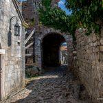 Старый Бар. Византийские ворота