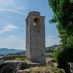 Старый Бар. Часовая башня