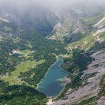 Скрчки озера. Вид с Боботова Кука