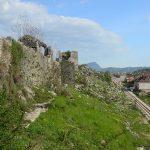 Крепость Бедем. Вид на Нижний город.