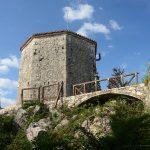 Крепость Бедем. Башня