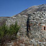 Руины форта Свети Никола