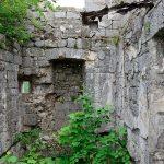 Форт Ундер Гркавац. Внутри